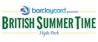 British Summer Time sponsored by Barclaycard logo