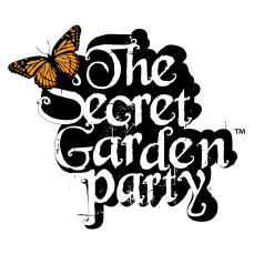The Secret Garden Party logo - uk festival