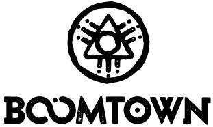 Boomtown Fair logo 2017